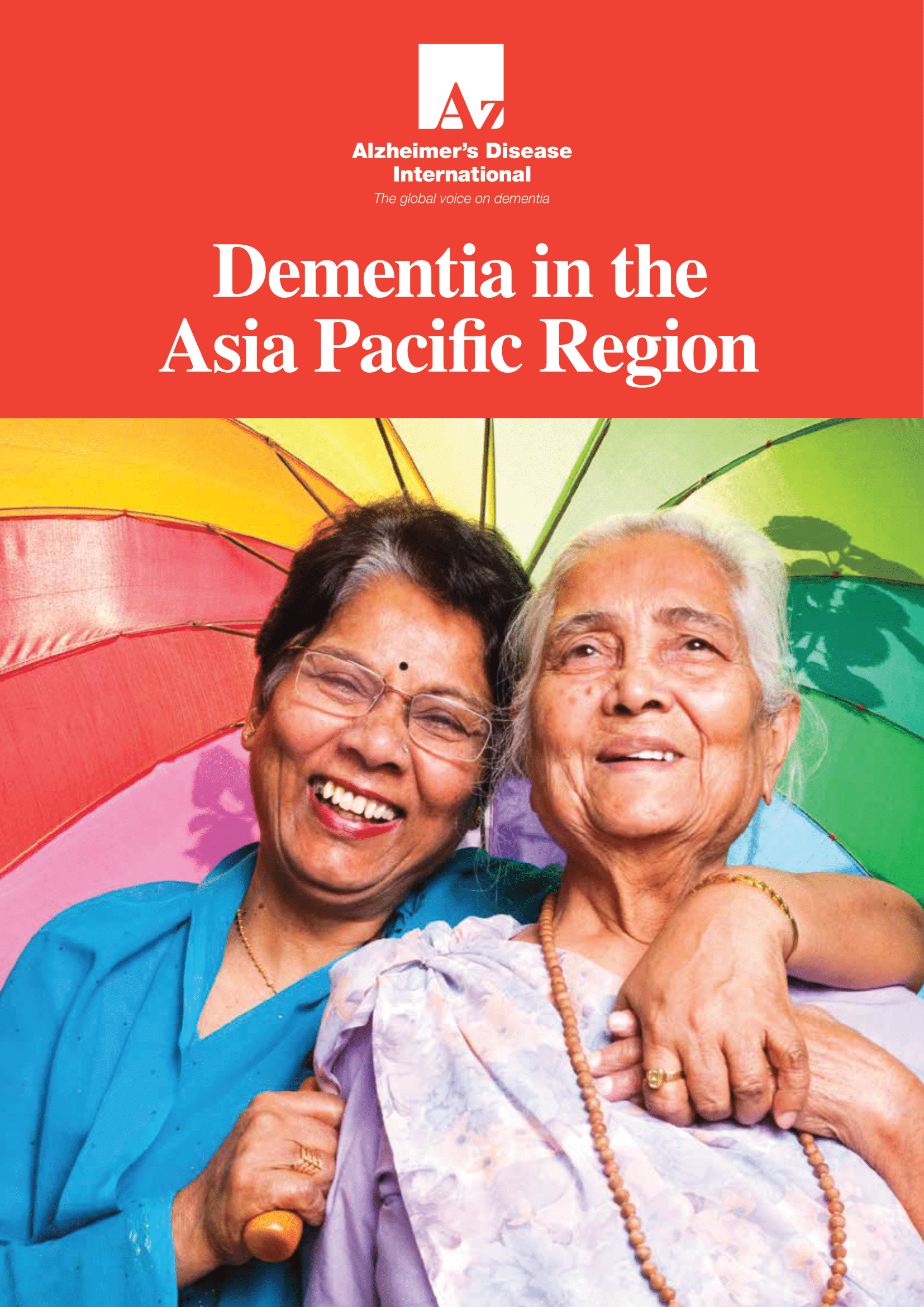 Dementia in Asia Pacific Cover