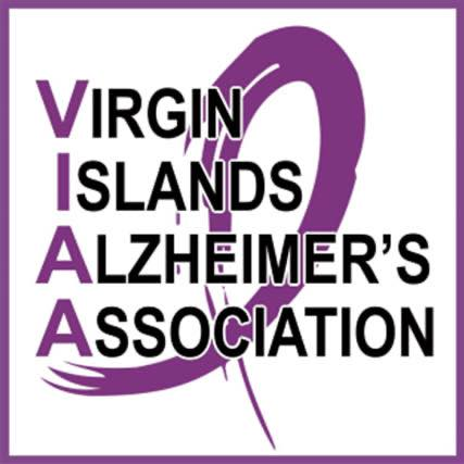 Virgin Islands Alzheimer's Association logo