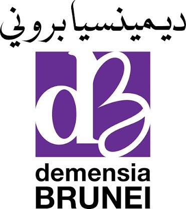 Demensia Brunei logo