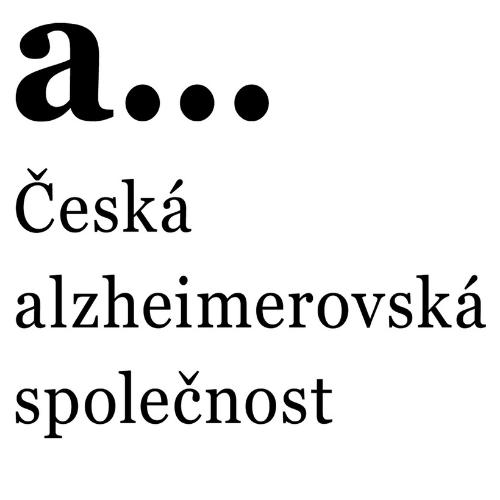 Česká alzheimerovská společnost logo