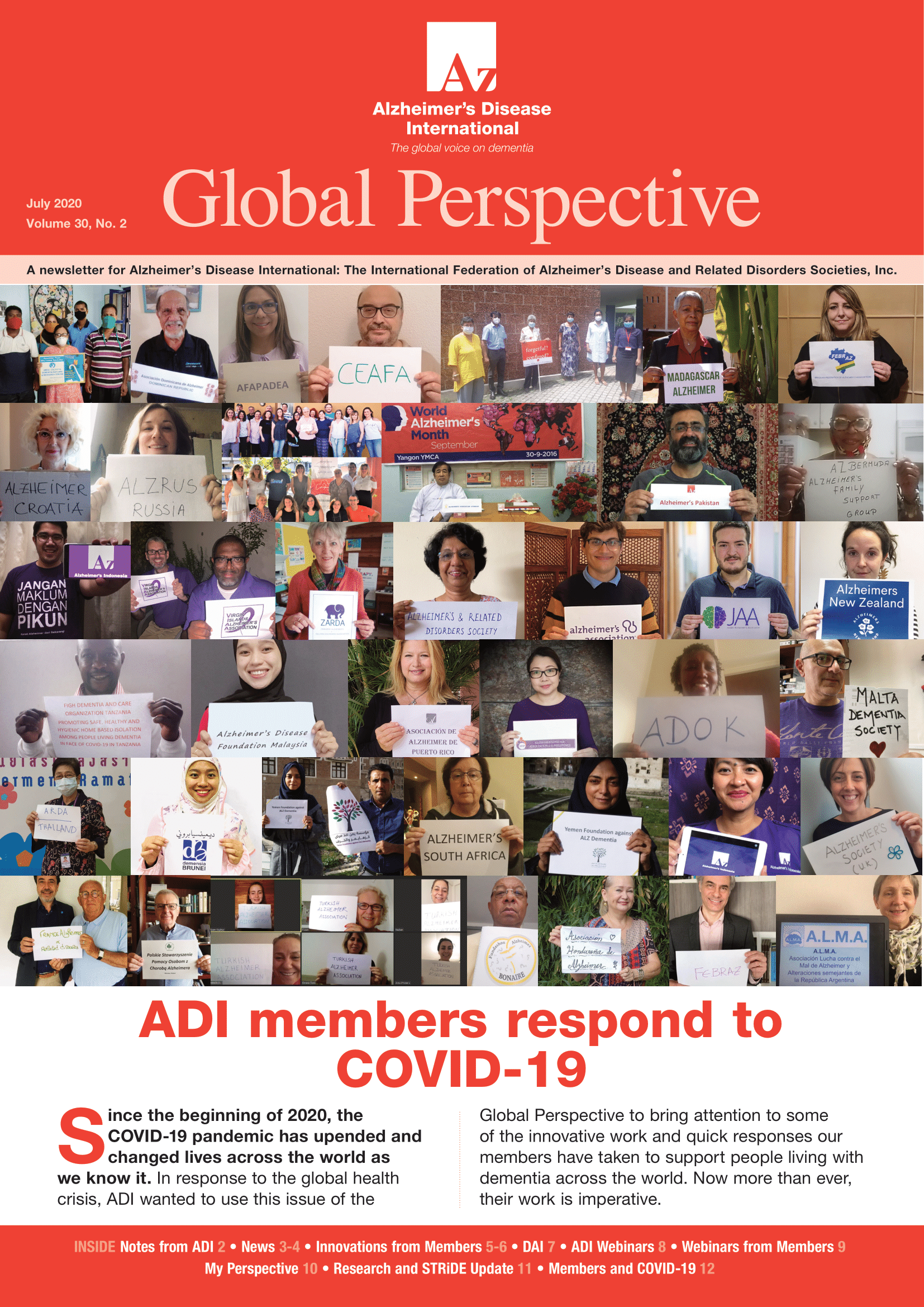 July 2020 Global Perspective