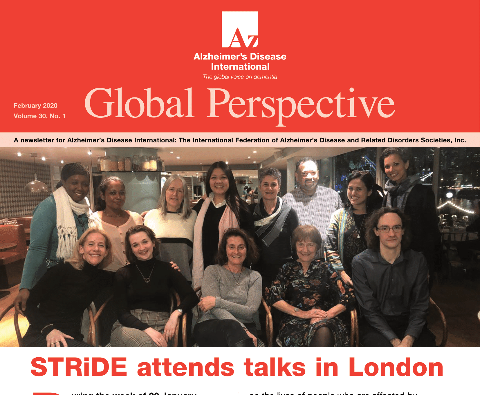 Global Perspective February 2020