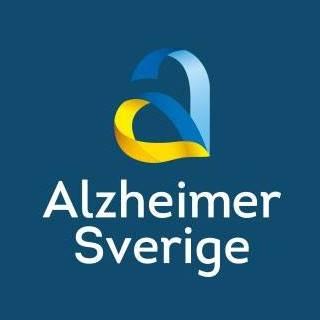Alzheimer Sverige logo