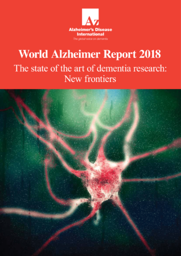World Alzheimer Report 2018 Cover