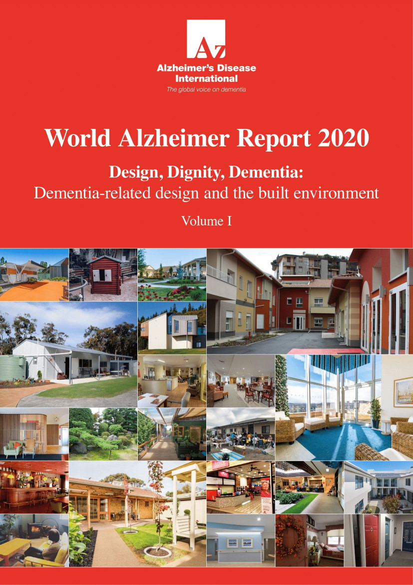 World Alzheimer Report 2020 cover