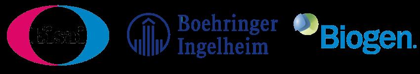 Eisai | Boehringer Ingelheim | Biogen